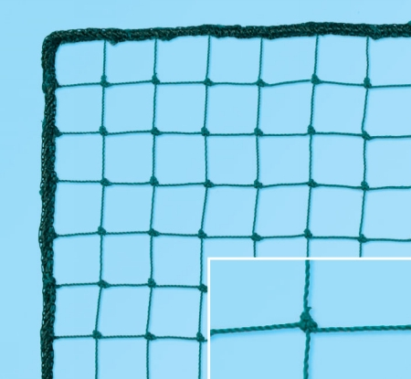 Plasa protectie cu nod, fir 2 mm, ochi 4.3x4.3 cm