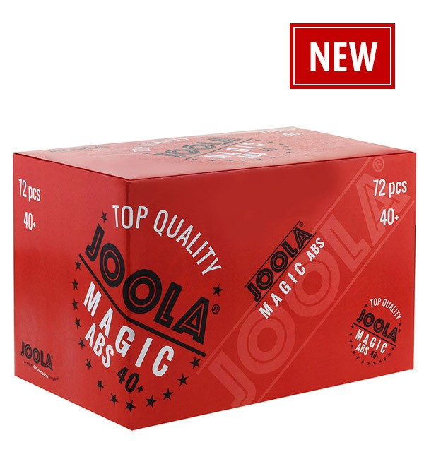 Mingi Joola Magic alb, 100 buc/set